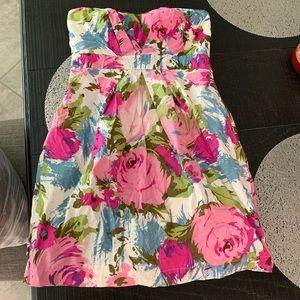 Medium floral forever 21 dress